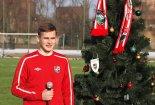 Новогоднее поздравление ФК Горняк