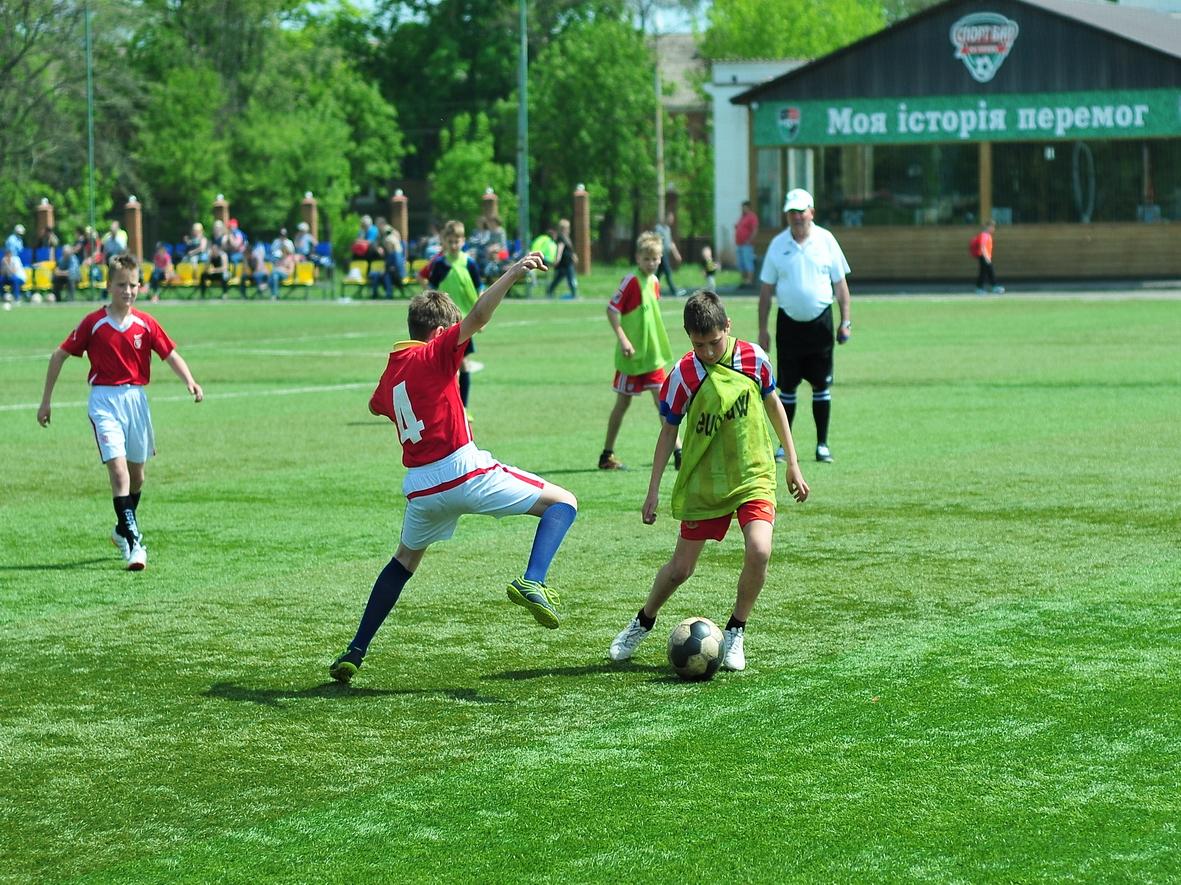 """Школа """"Горняк"""" объявляет о наборе в летний футбольный лагерь """"Girnyk football camp"""""""