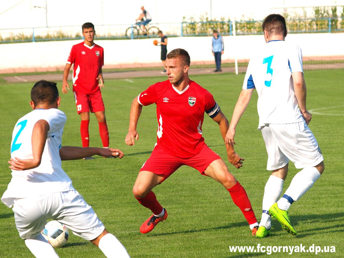 Григорик и Бука - в символической сборной ААФУ