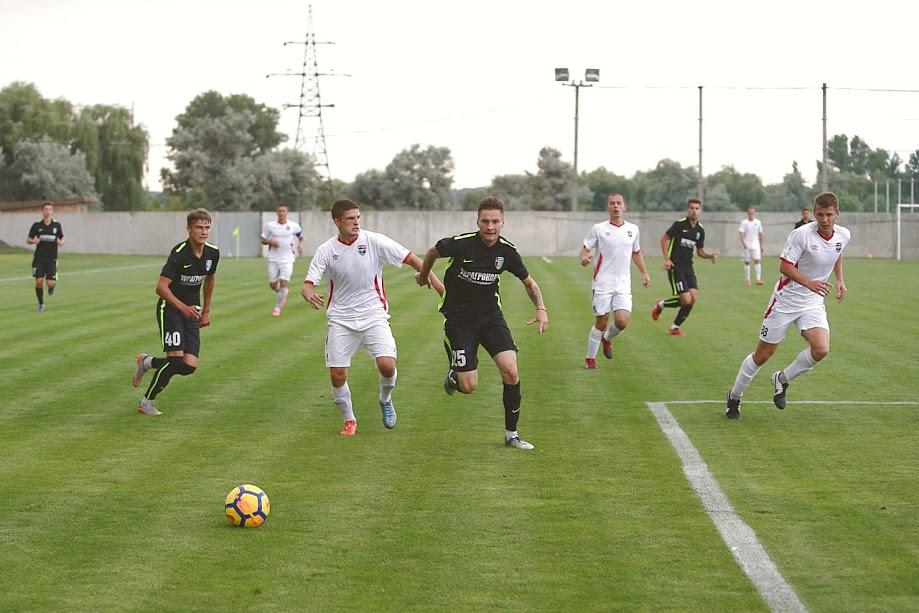 """""""Александрия U-21"""" - """"Горняк"""" 3:1. Статистика матча"""