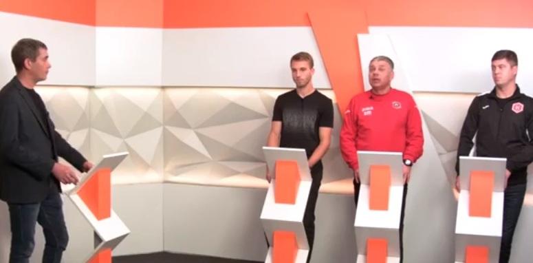 """""""Ракурс"""": Андрей Григорик и Константин Фролов - гости студии"""