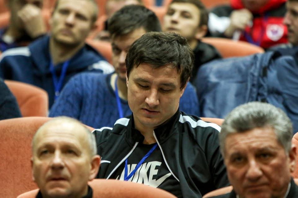 "Тренеры школы ""Горняк"" посетили ""Poltava Football Forum"""