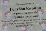 """ДЮФЛДО. """"Горняк-2005"""" - серебряный призер, """"Горняк-2006"""" - бронзовый!"""