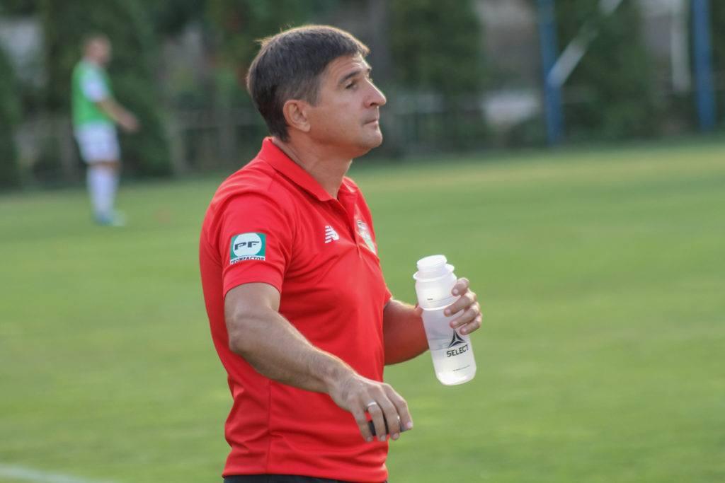 Приходько признан лучшим тренером 3 тура Второй лиги!