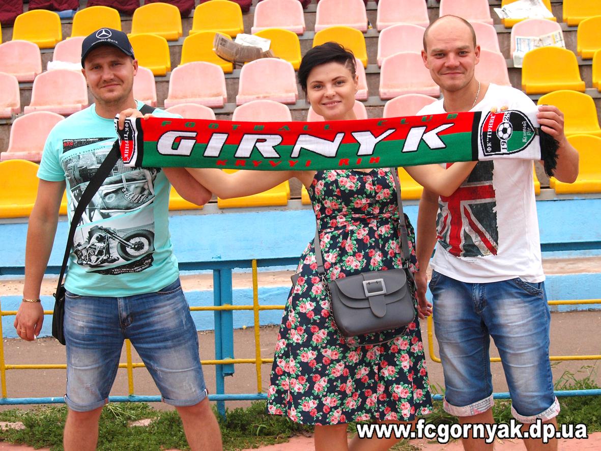 """""""Горняк"""" - """"Николаев-2"""" 3:3: фото, видео"""