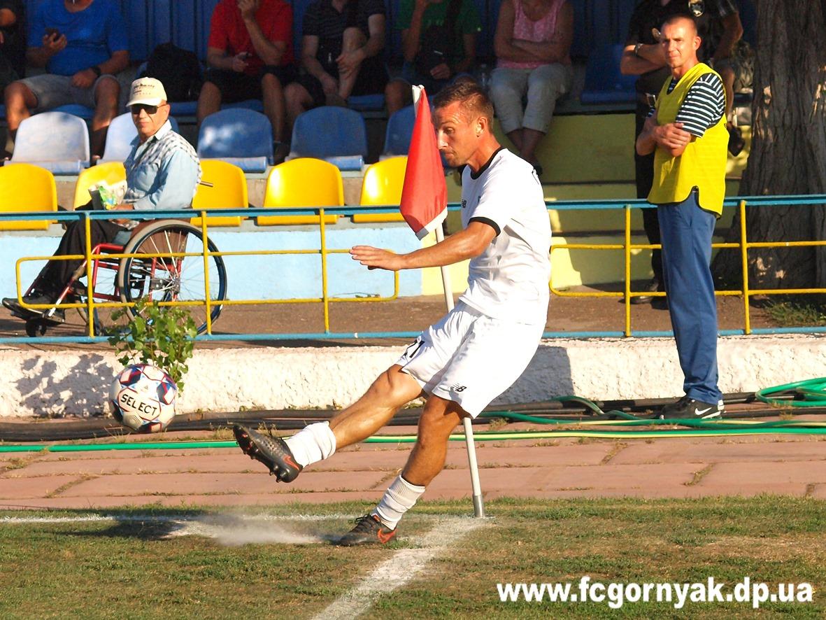 Гвоздевич - в символической сборной 8 тура Второй лиги!