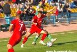 Горняк - Кристалл 1:2. Вторая лига. Группа Б. 16 тур