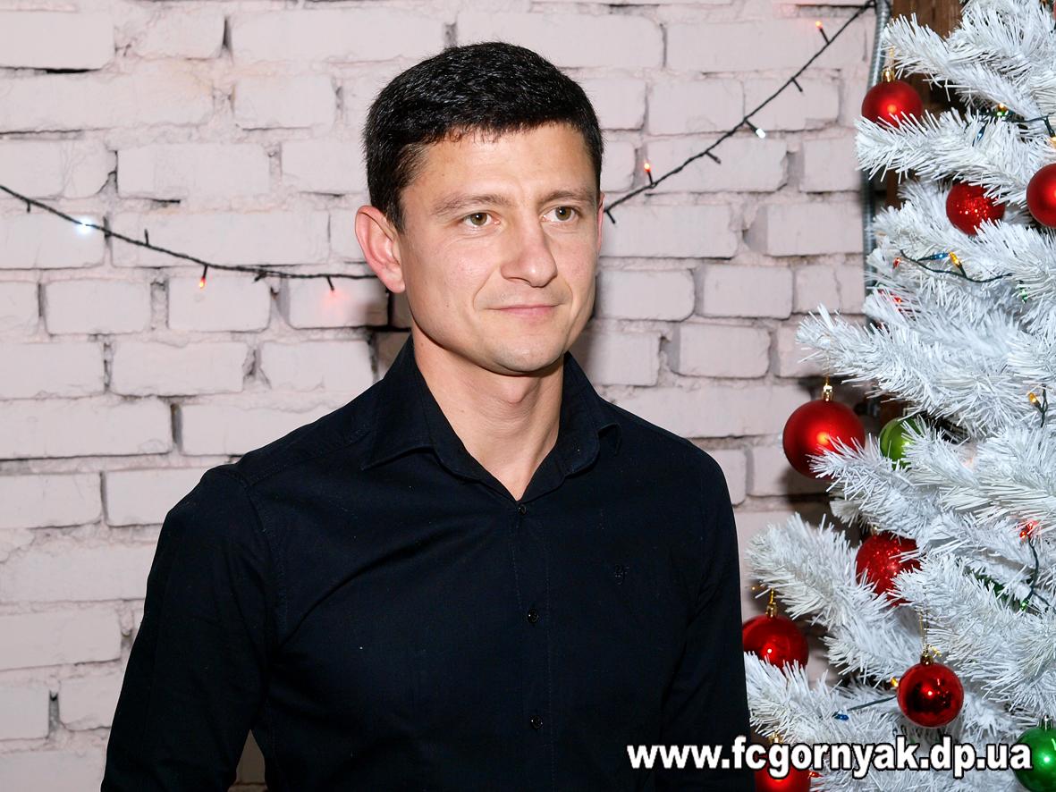 """Новогоднее поздравление тренеров ФА """"Горняк"""": видео"""