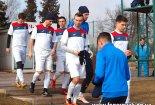Горняк - МСК Днепр 4:0. Контрольный матч