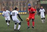 Гірник U-19 - Гірник 1:4. Зимовий чемпіонат КР. 2 тур