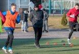 Гірник U-19 провів перше тренування після свят