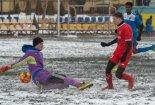 Гірник U-19 - Олімпік U-19 4:0. Контрольний матч