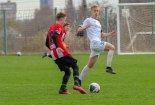 Гірник U-19 - Атлетік U-19 1:1. Зимовий чемпіонат КР. 10 тур