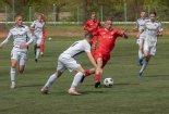 Гірник U-19 - ДЮСШ-1 Кривбас-84 U-19 0:2. Чемпіонат U-19. 1 ліга. 13 тур