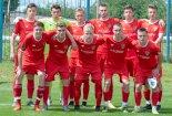 Гірник U-19 - Авангард U-19 0:0. Чемпіонат U-19. 1 ліга. 1/4 фіналу. Перший матч