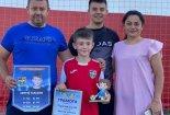 Сергій Тарасюк - найкращий гравець клубної академії у червні!